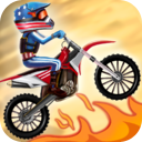 Top Bike -- awesome hill challenge stunt bike racing game by top hot app